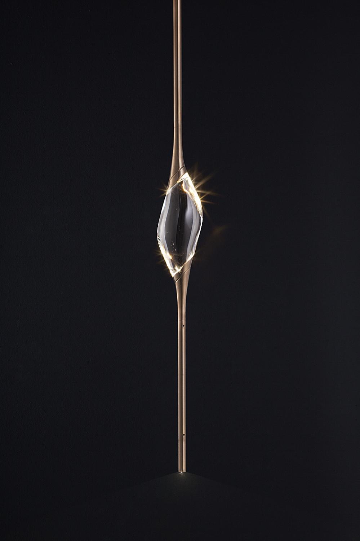Light Bronze finish (matte)