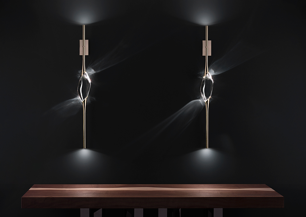Il Pezzo 12 Wall Sconce is a LED lamp by Il Pezzo Mancante