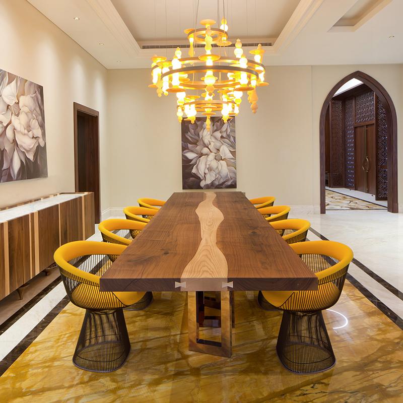 Private villa, Dubai.