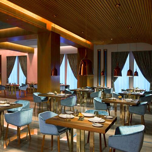 Souq Waqif Hotel, Doha.