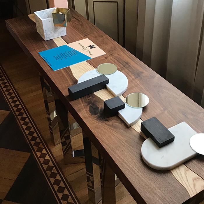Il Pezzo Mancante at Milan Design Week 2019