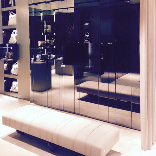 Graziella Smart showroom, Verona.