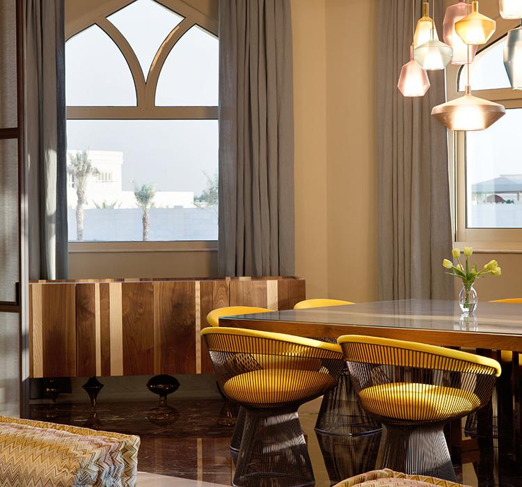 Il Pezzo 1 Credenza Villa K Dubai by Il Pezzo Mancante