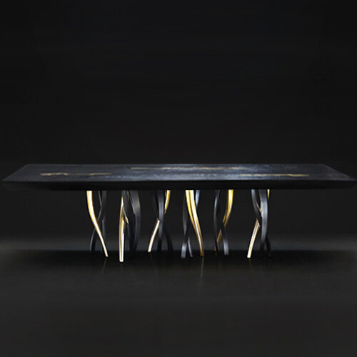 Black Table - from € 9.500