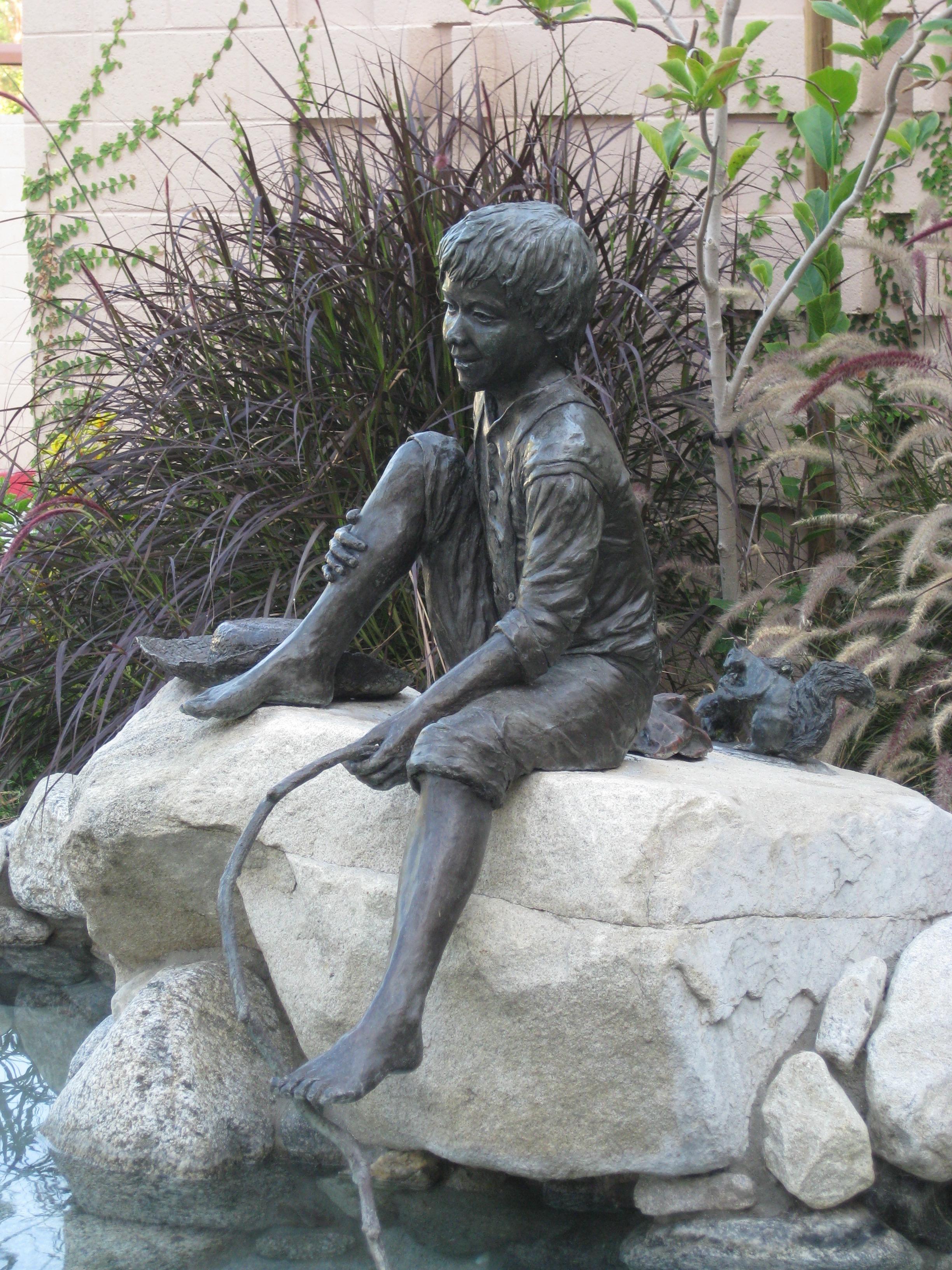 """The Barefoot Boy"""