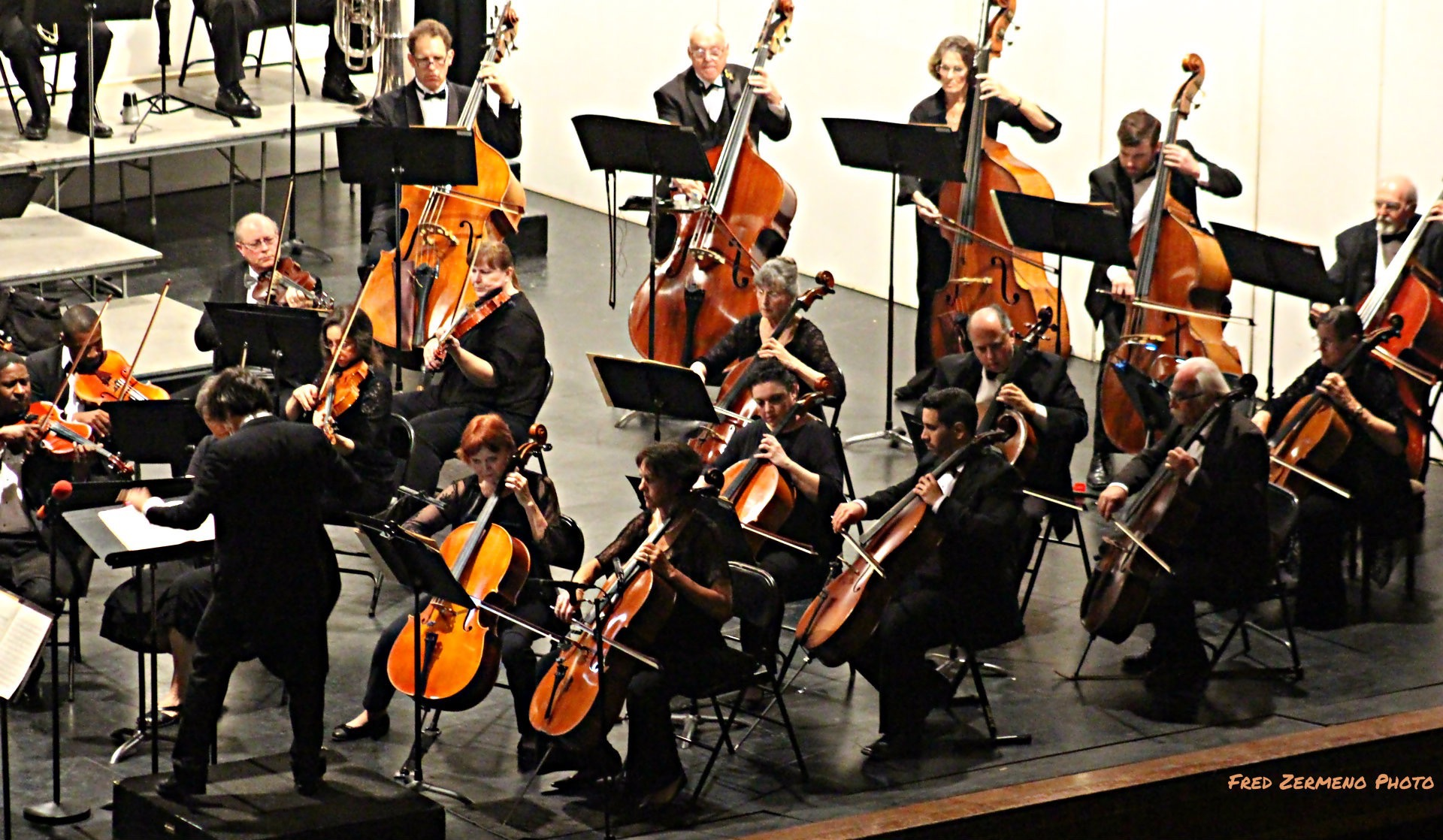 Photo of Rio Hondo Symphony by Fred Zermeno