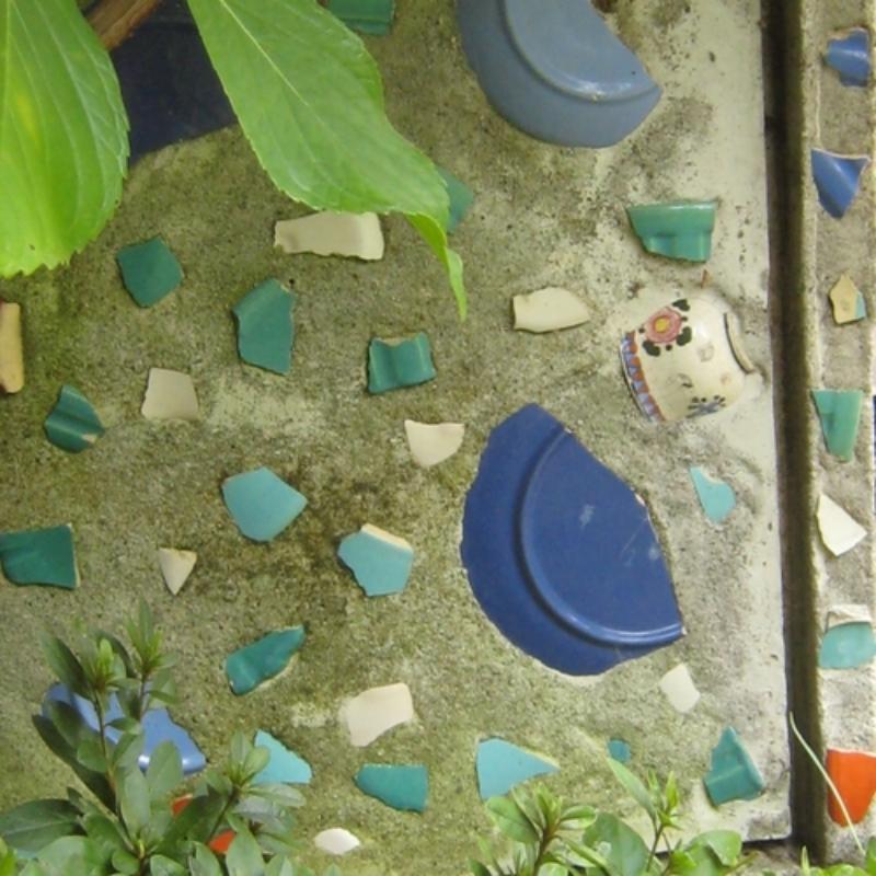 Berkeley mosaic