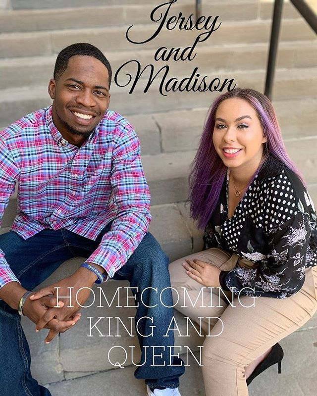 UTSG's own Jersey McClendon and Madison Lawson are nominated for homecoming king and queen! These two wonderful people have been involved with many projects through student gov and have bettered campus immeasurably.  Be sure to vote on invonet while the poll is still open!  Go Rockets!