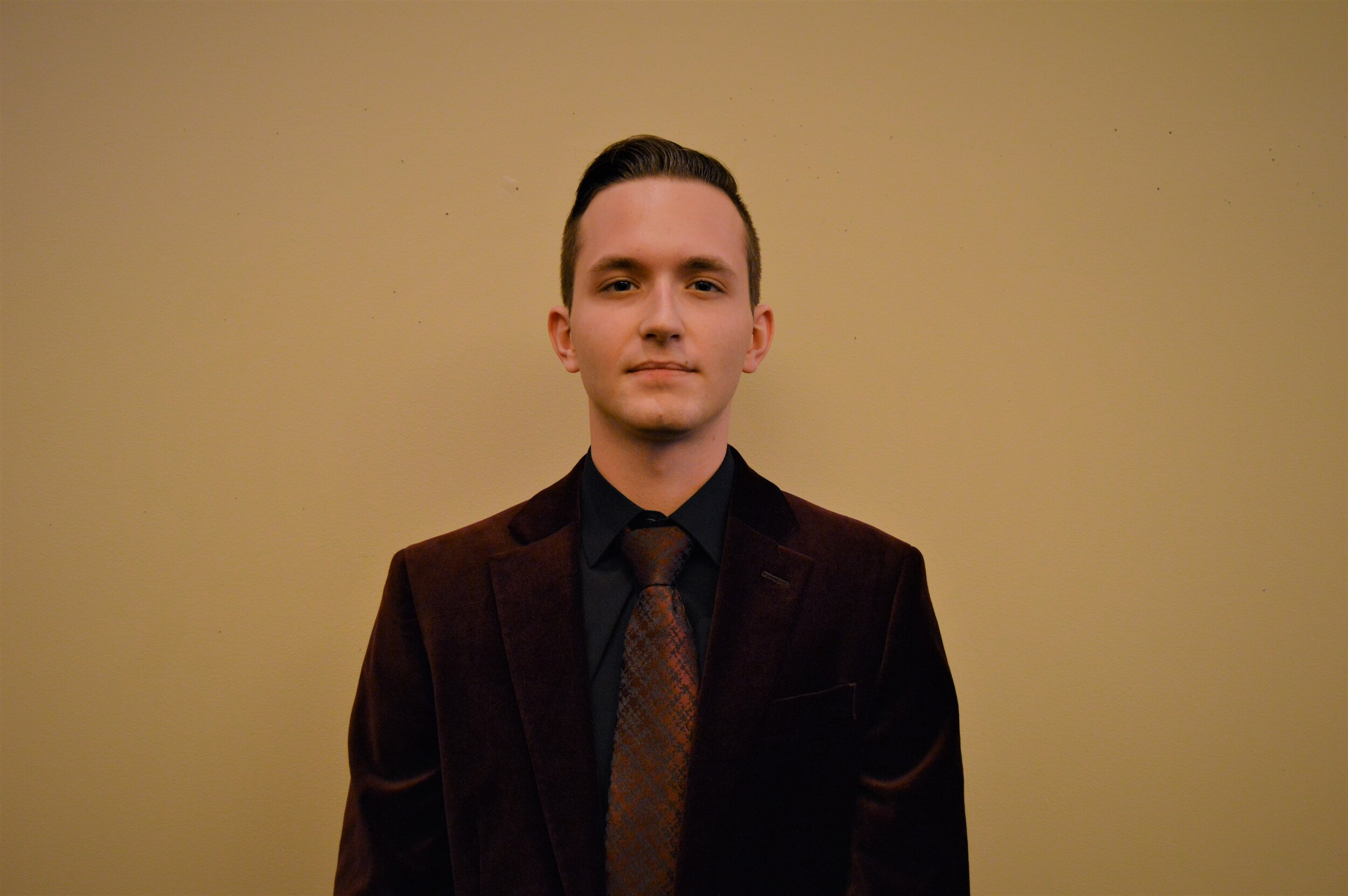 Brian S Baker - Class and Major: Finance '21UTSG Position: Appointed SenatorEmail: Brian.Baker@rockets.utoledo.eduBiography: I plan to work for a small startup business out of collegeUTSG Committees: Campus CultureCampus Involvement: Pi Kappa Phi, PRISMOn Campus Goals: I would like to see more events between different organizations to foster a stronger on campus community bondFavorite Color: Blue