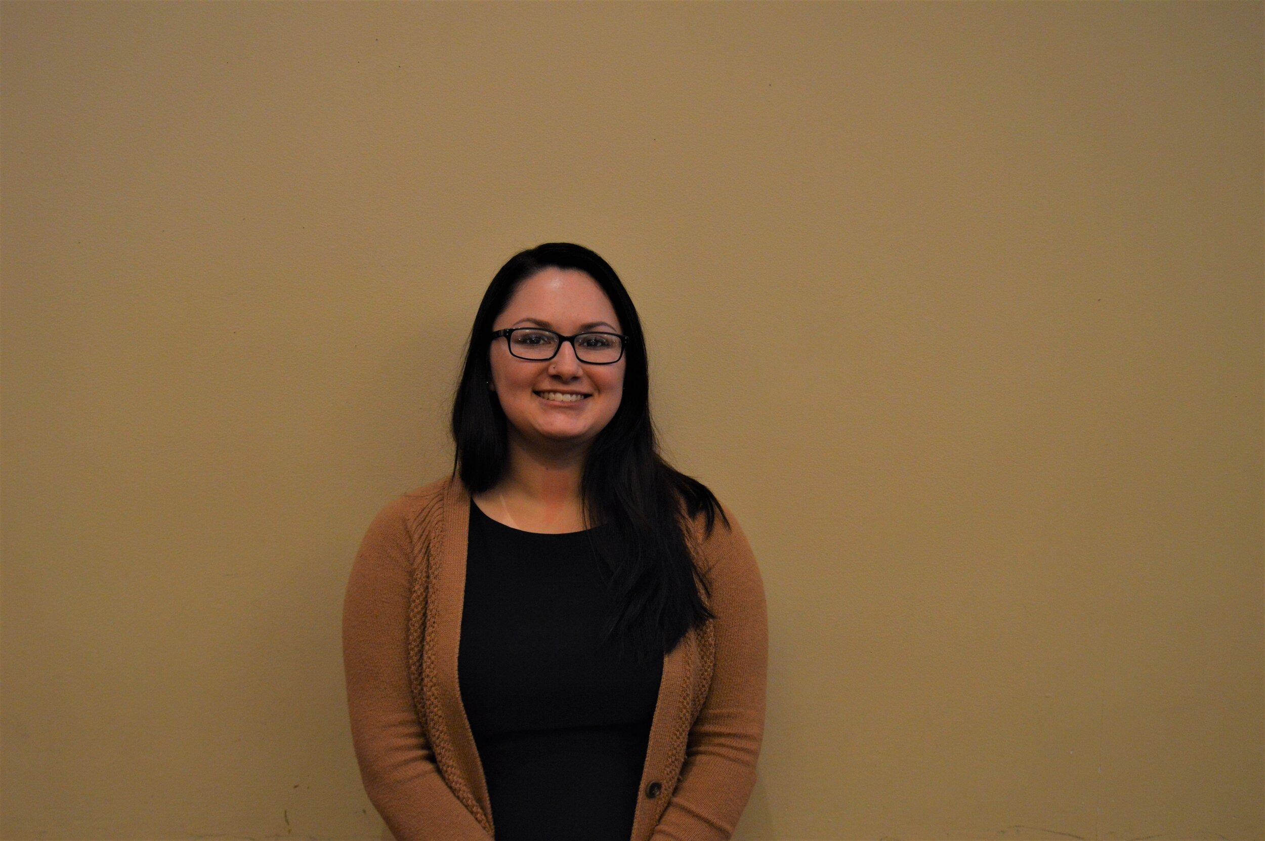 Breanne Alexis Veliz - Class and Major: Law and Social Thought 21UTSG Position: Elected SenatorEmail: bveliz@rockets.utoledo.eduBiography: I am a Law and Social Thought major with a minor in Paralegal Studies, after my college career I hope to eventually become a lawyer. My long term goal, however, is to be a judge.UTSG Committees: Internal AffairsCampus Involvement: Mock Trial, Acting and ImprovOn Campus Goals: I would like to see Rocket Wheel bike racks closer to the dorms.Favorite Color: Grey