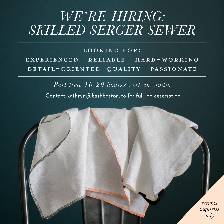 the-everyday-napkin-job-boston-sewer-hiring