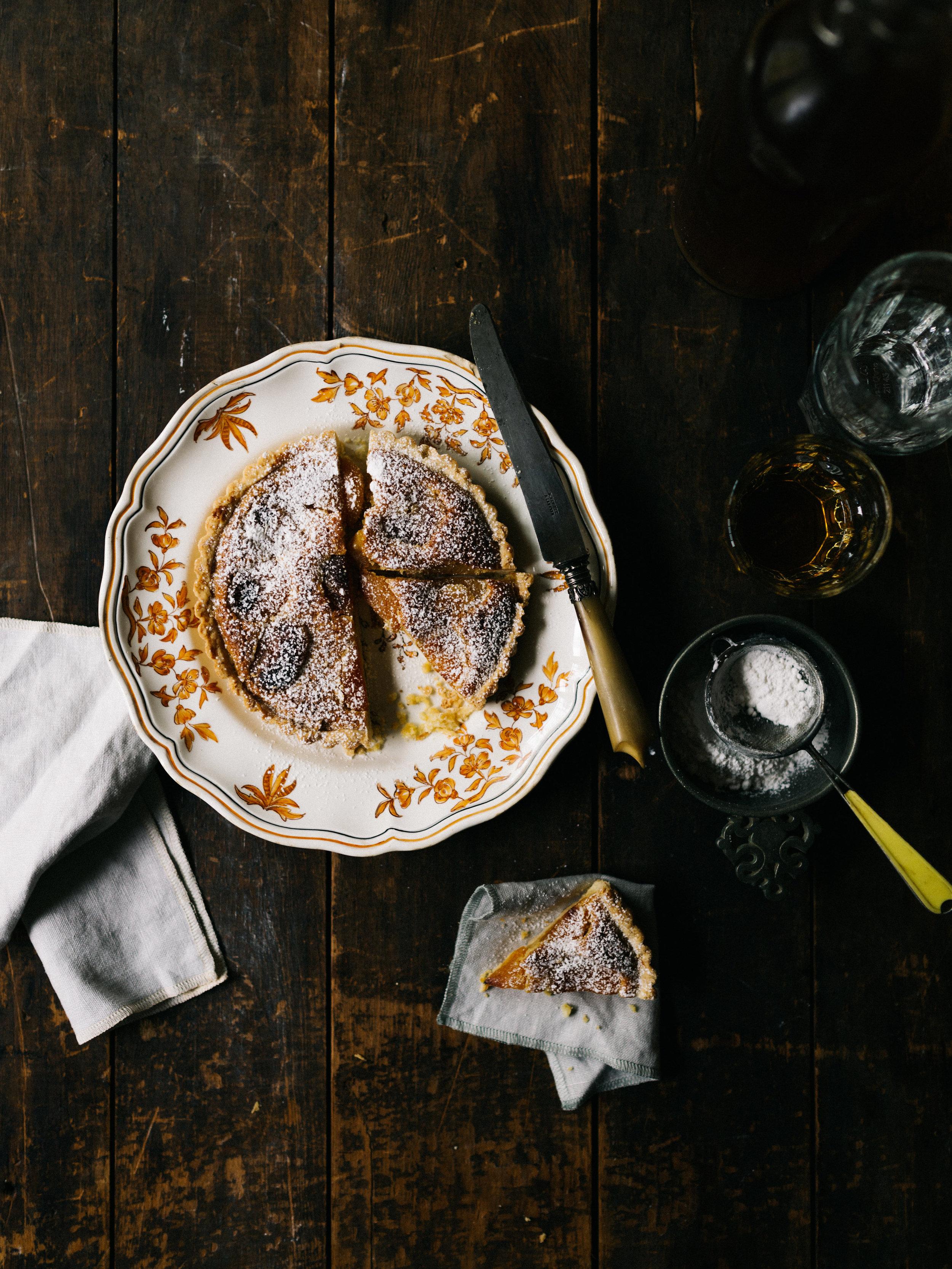 catrine-kelty-gabriella-uncommon-feasts-linen-napkin-fall-almond-tart-recipe-boston-everyday-co