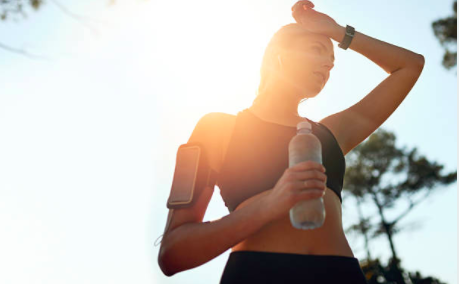 Hydration Water Optimal Schedule