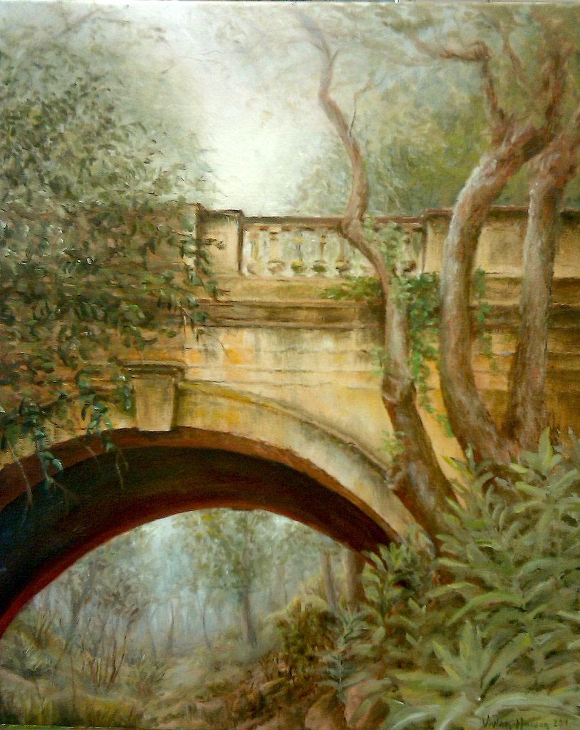 Puente y Bosque