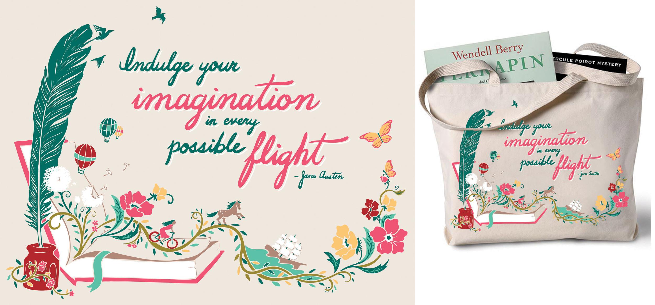 Indulge Your Imagination
