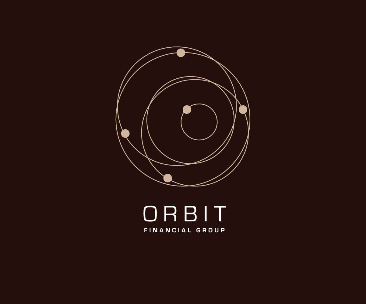 Orbit Financial Group Logo - Simone Design + Develop