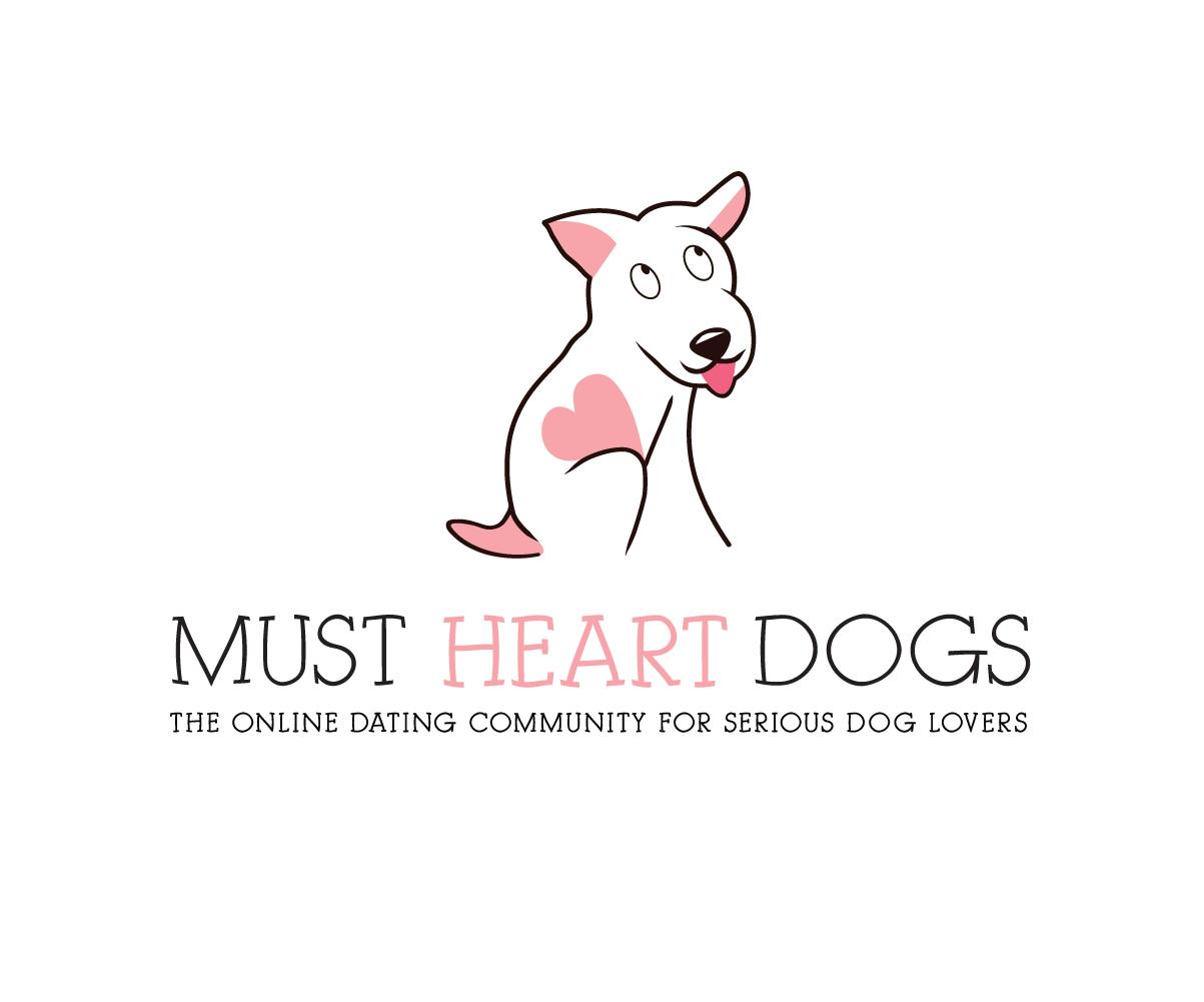 Must Heart Dogs Logo - Simone Design + Develop