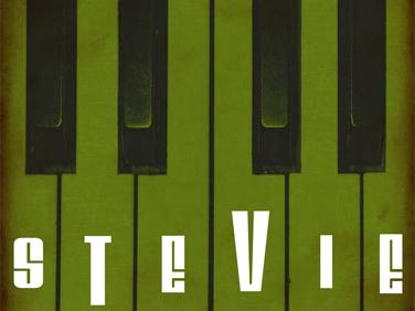 Stevie Wonder Concert Poster created by Simone Poingsett