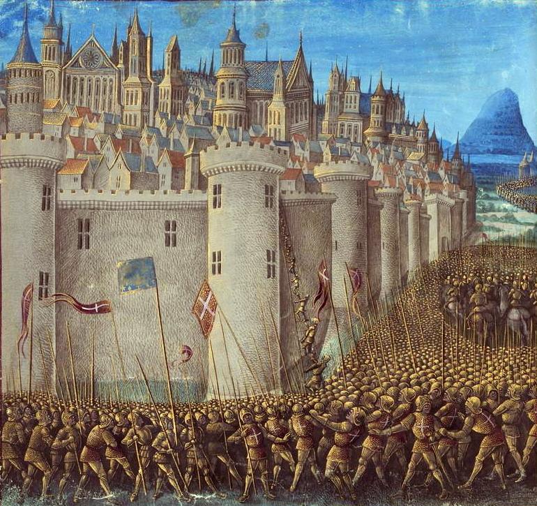 Belägringen av Antiokia 1097-1098