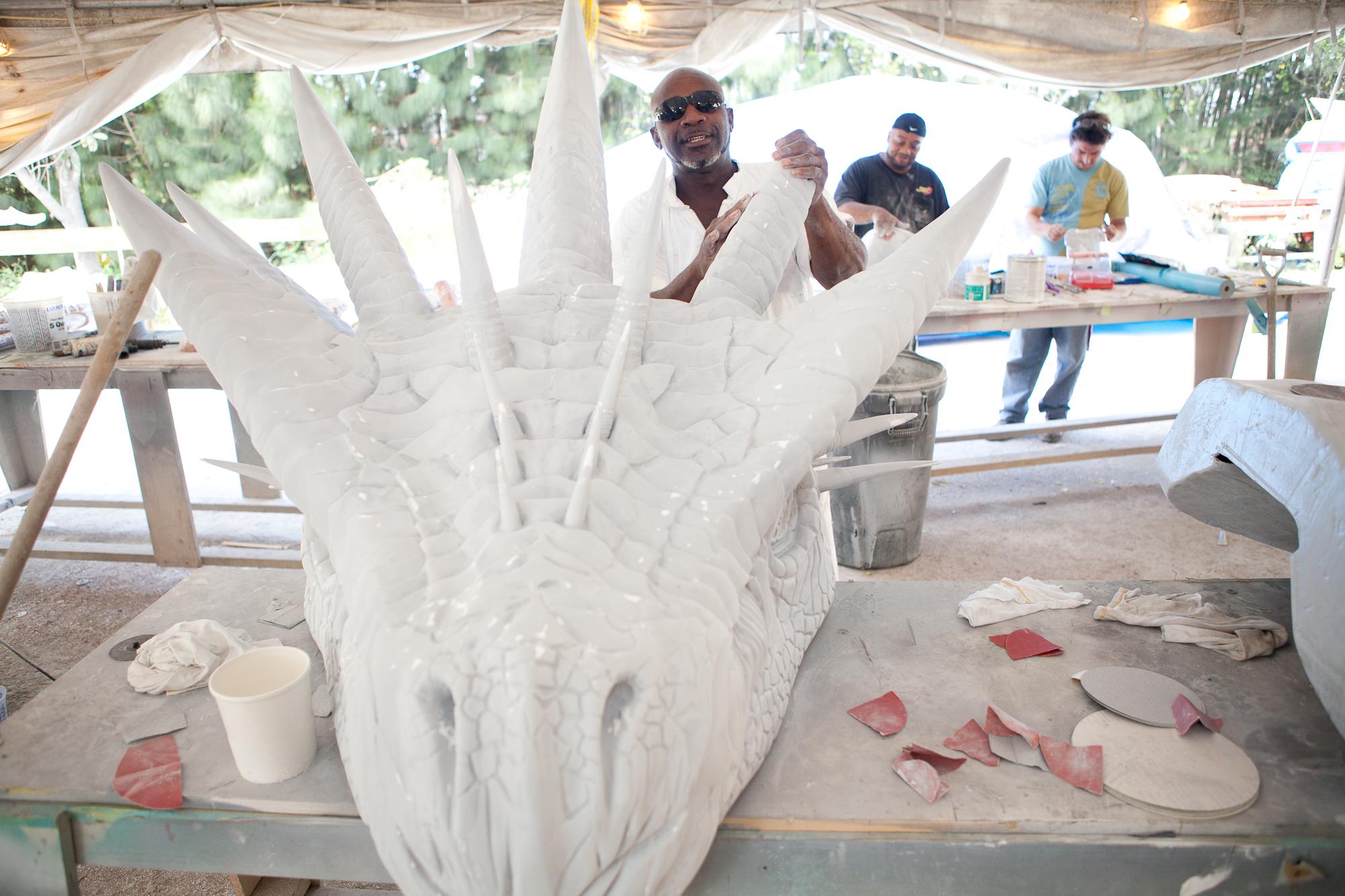 Entech Creative Harry Potter dragon