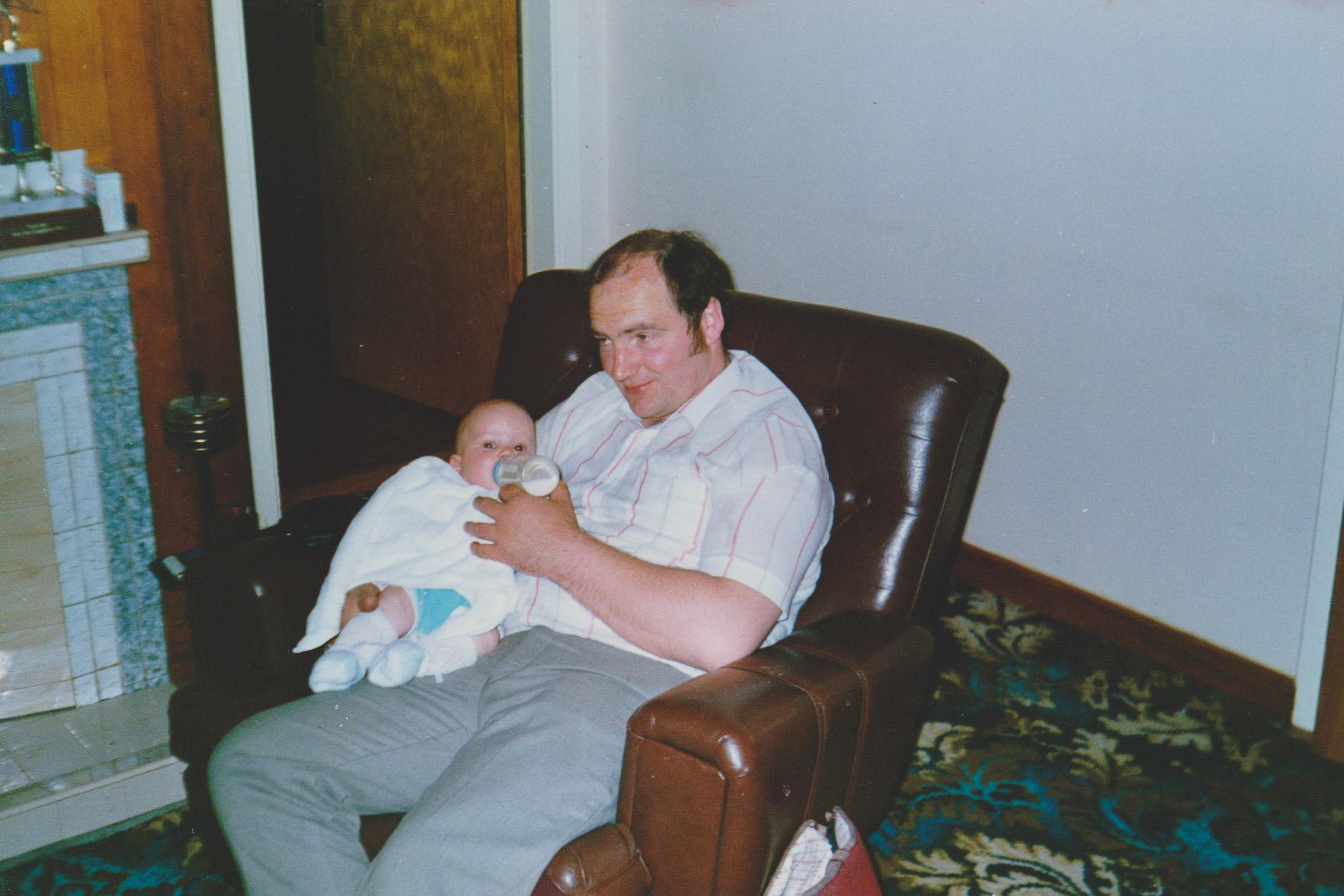1986-Conor born