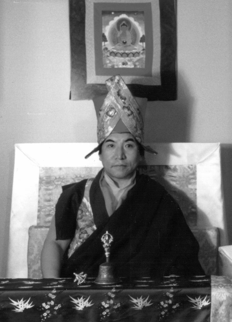 Ngor Phende Rinpoche