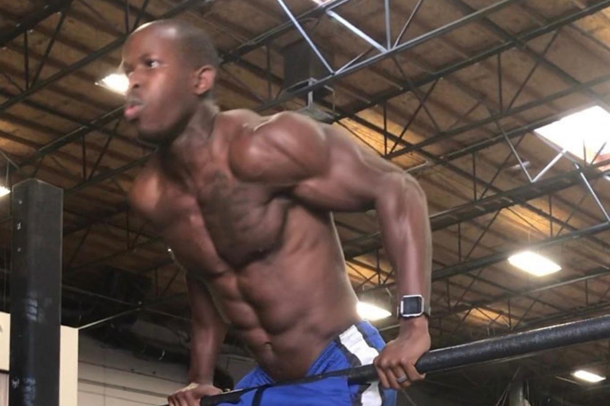 Chris Sanders Personal Trainer - Read My Bio