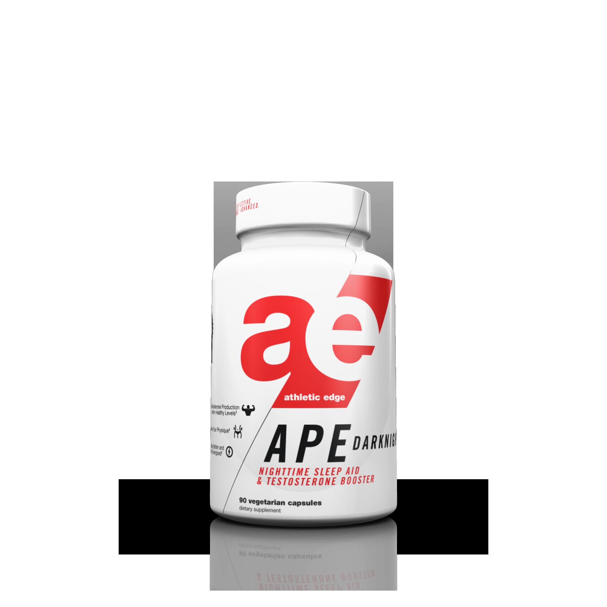 APE DARKNIGHT - Night-time Testosterone Booster