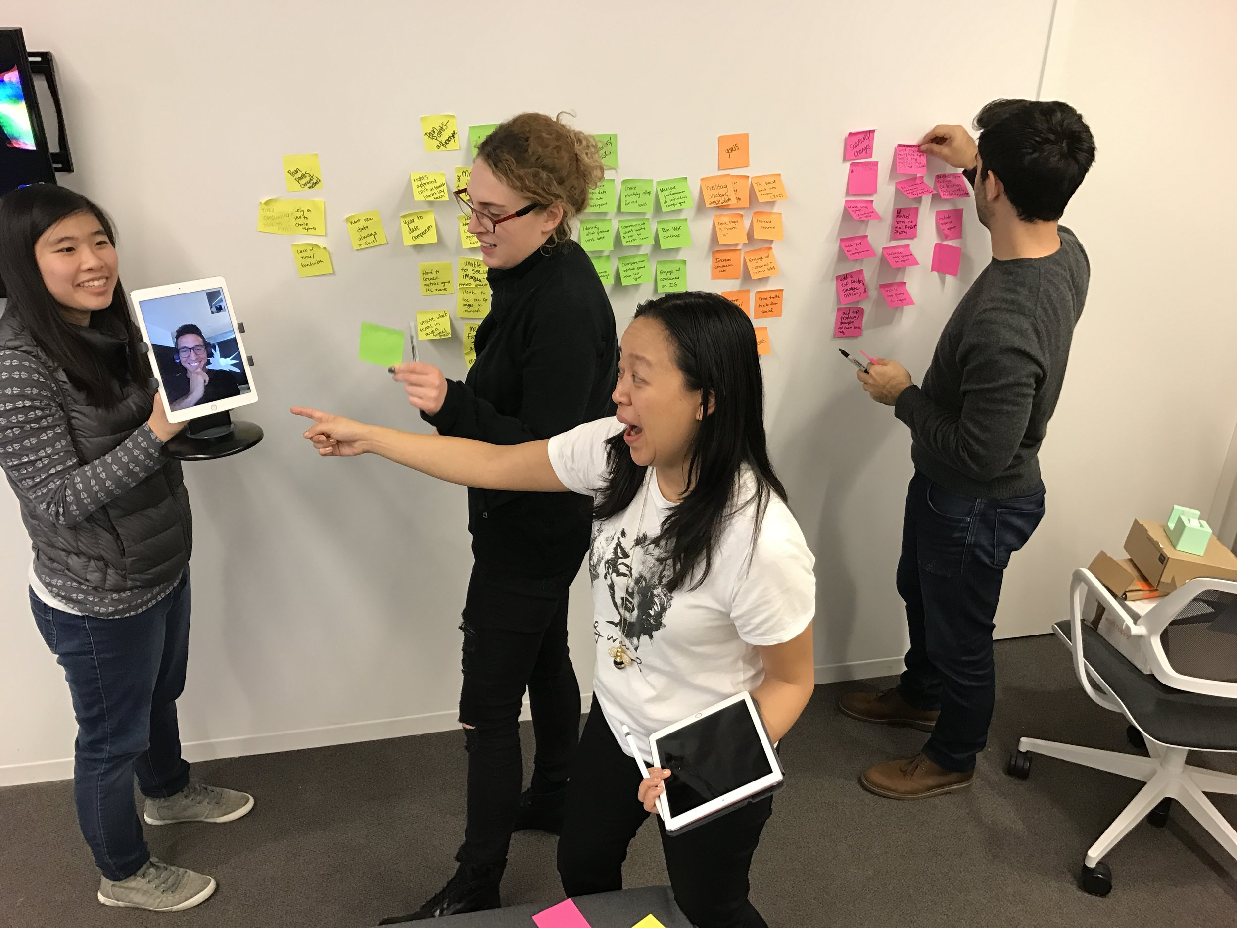 Olapic Evaluative Research & Design Strategy - UX RESEARCHER & STRATEGIST