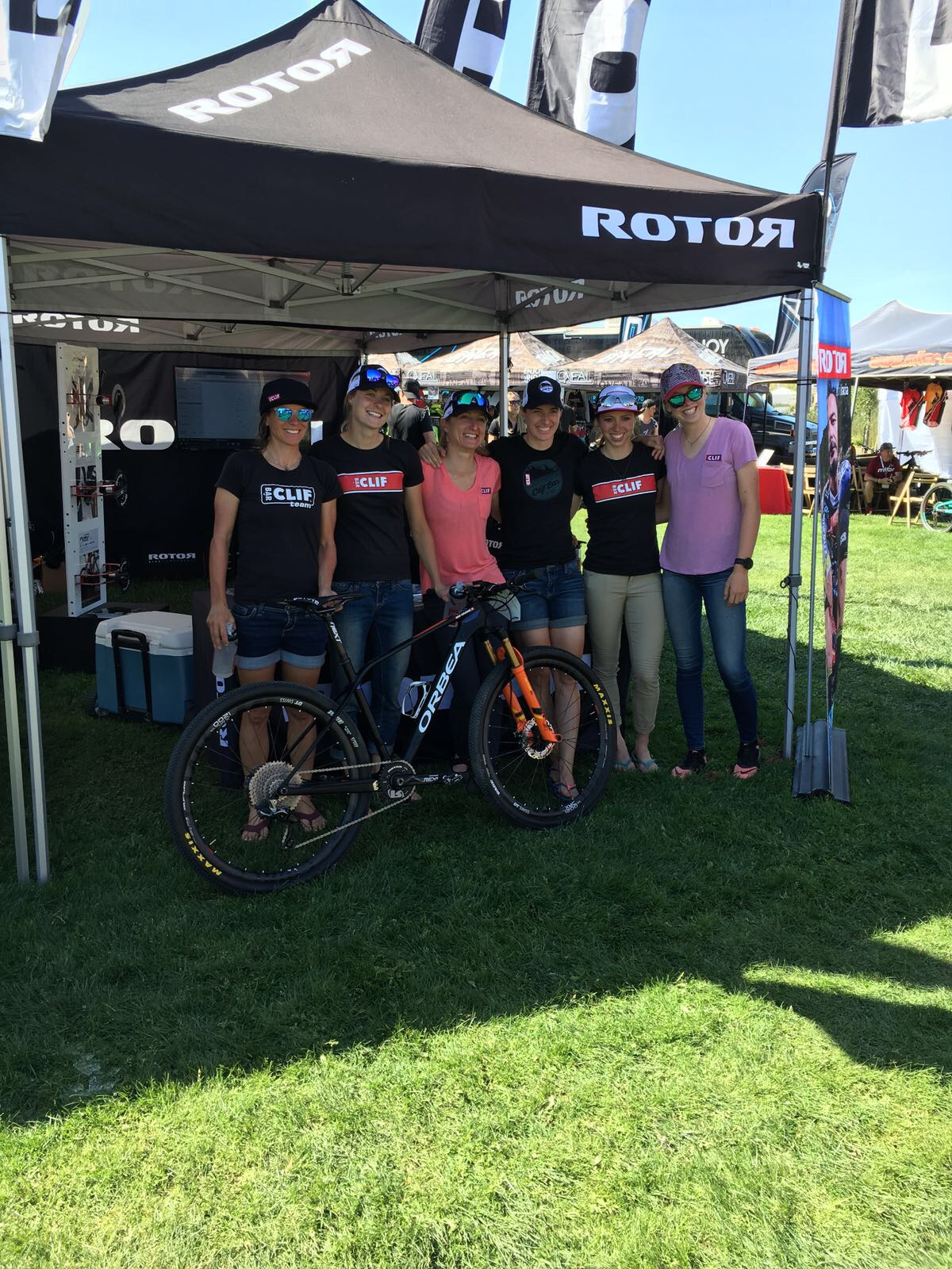 Stoked on that new partnership with Rotor!!!