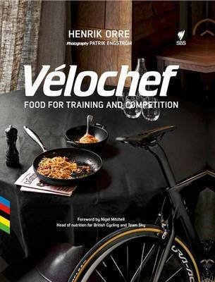 Velochef Cookbook - This is not a cyclocross dedicated book, but I have it and I think it is a really cool cookbook. It has interesting cycling related stories and the recipes are delicious and easy to make. I think this is a nice gift.