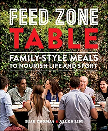 Feedzone Table Cookbook - Another cool cookbook. Fun recipes and interesting content and information about cycling!