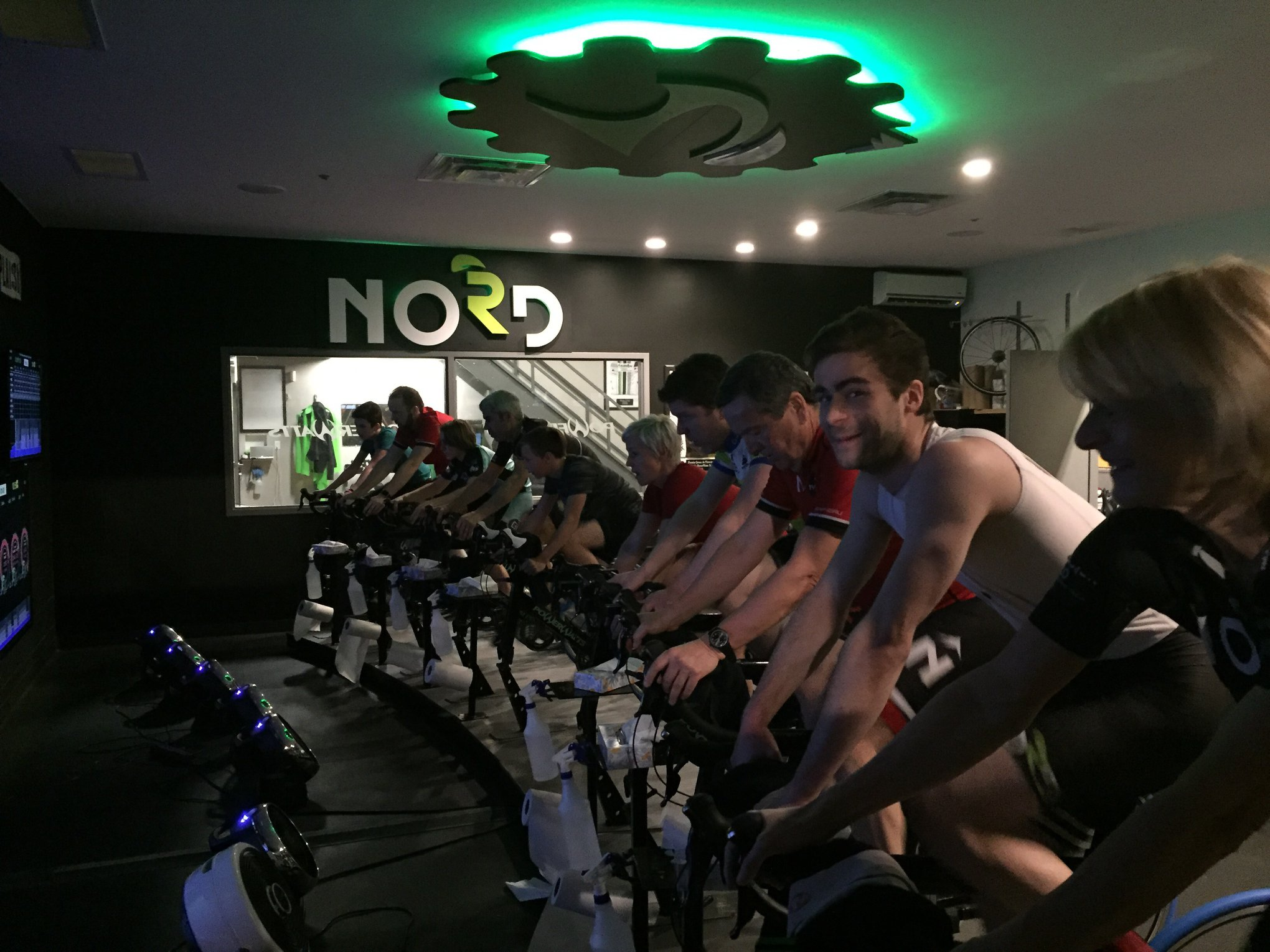 A subscription to Powerwatts Nord training studio - This is where I train when I am at home in the winter. World Class training facilities, great coaches and a very fun vibe. Email them to get a free trial and I promise you will enjoy it, and possibly find a new family for training :)