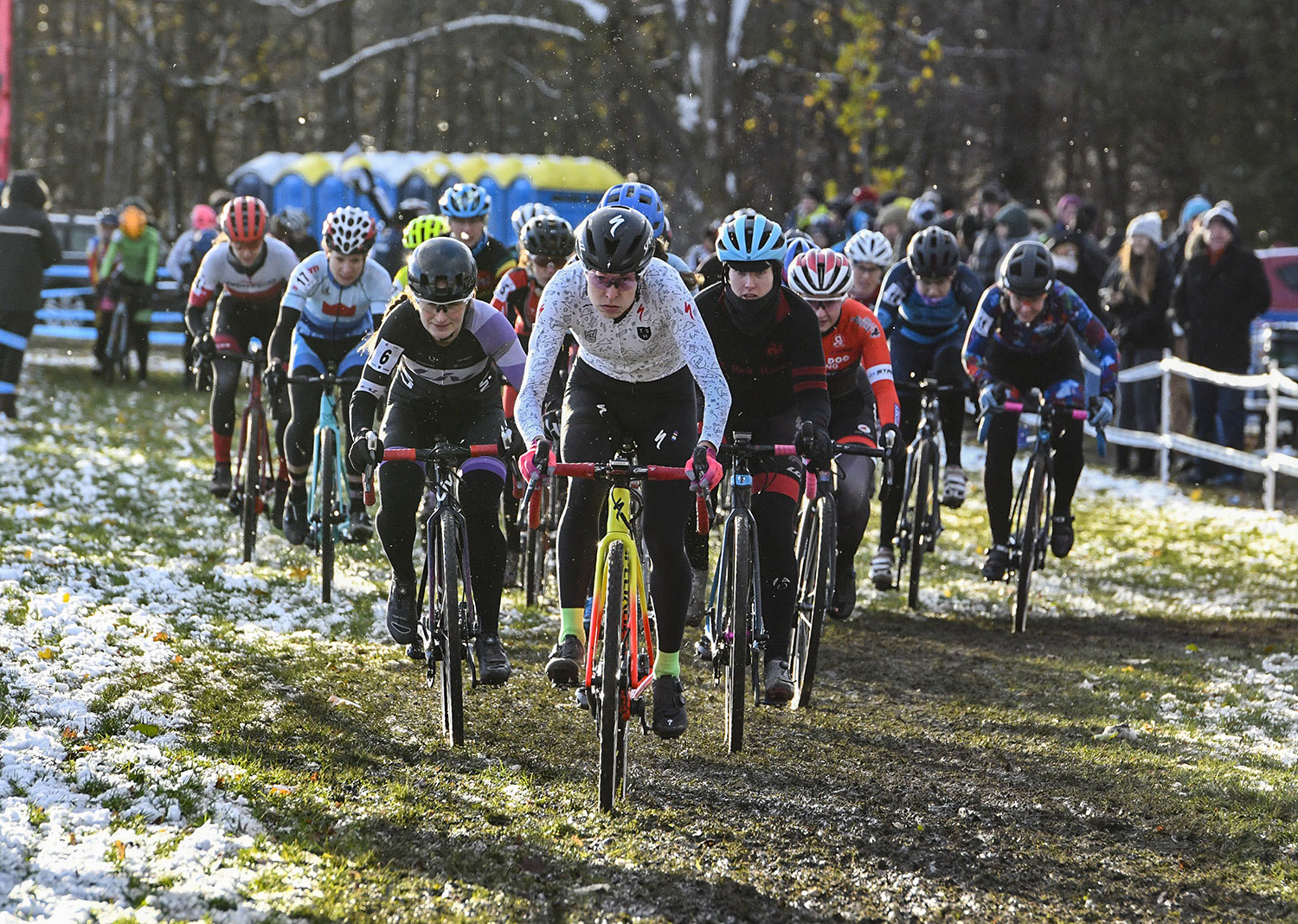 Registration for a race - That is always a nice gift! Registration for a stage race, a cyclocross race, or a gravel race, an event is always really fun, because it gives you a goal to work towards!