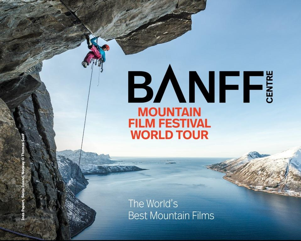 BANFF Mountain Film Festival - David and I go every year. The festival comes in almost every city, and they showcase the year's best mountain/adventure films. It is really fun and the stories are super inspiring. I think you will really enjoy it. Check out when they come to your town and grab some tickets :)
