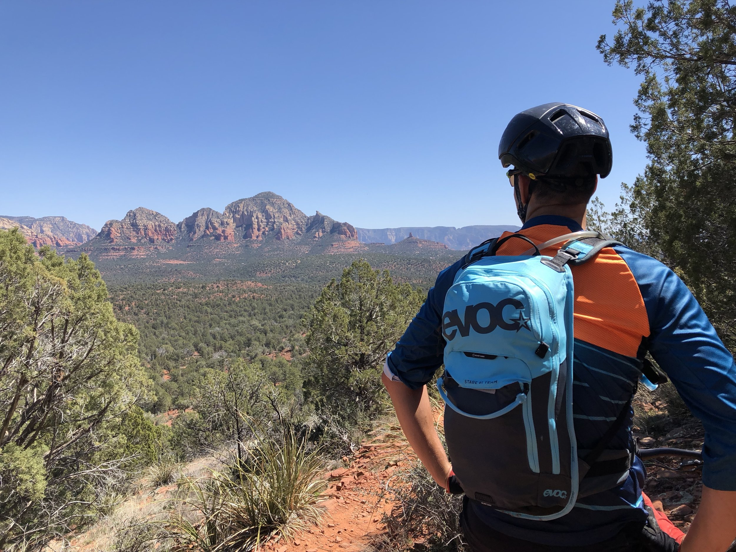 Endless views in Sedona