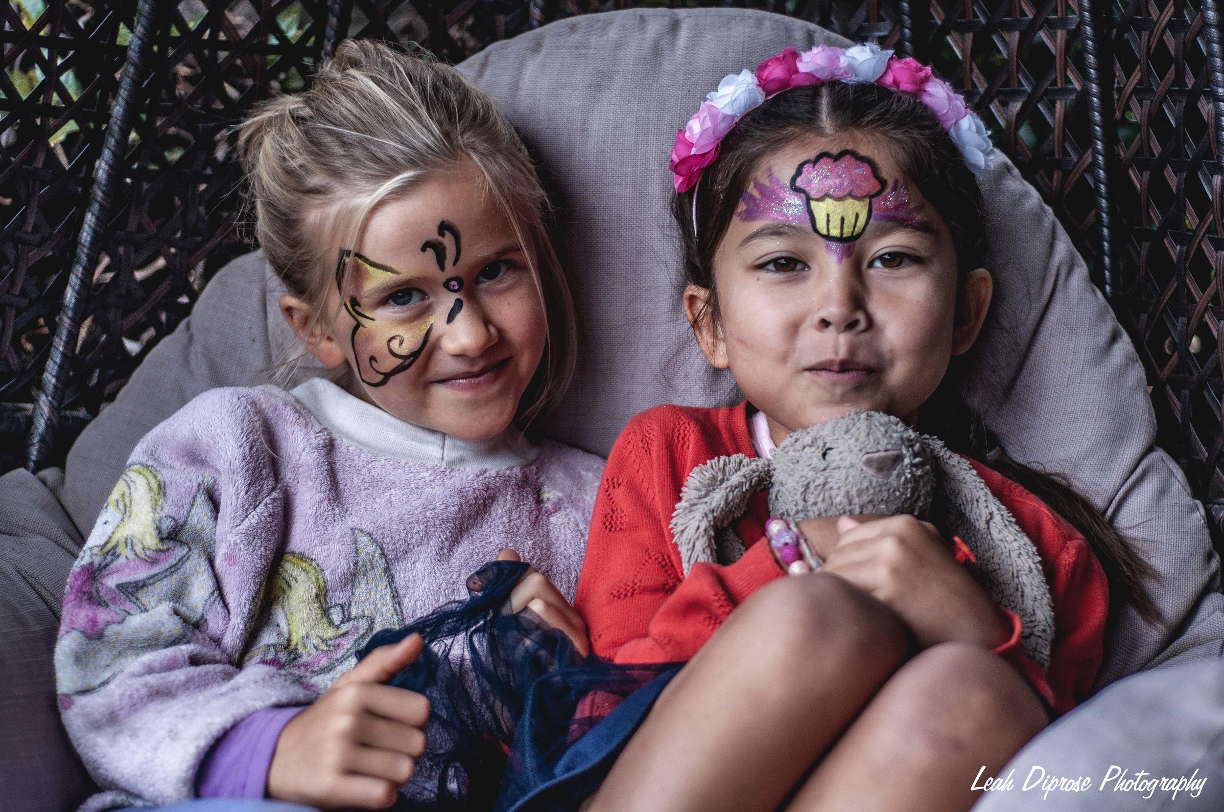 celebrating being 6! - Hayley - April 2019