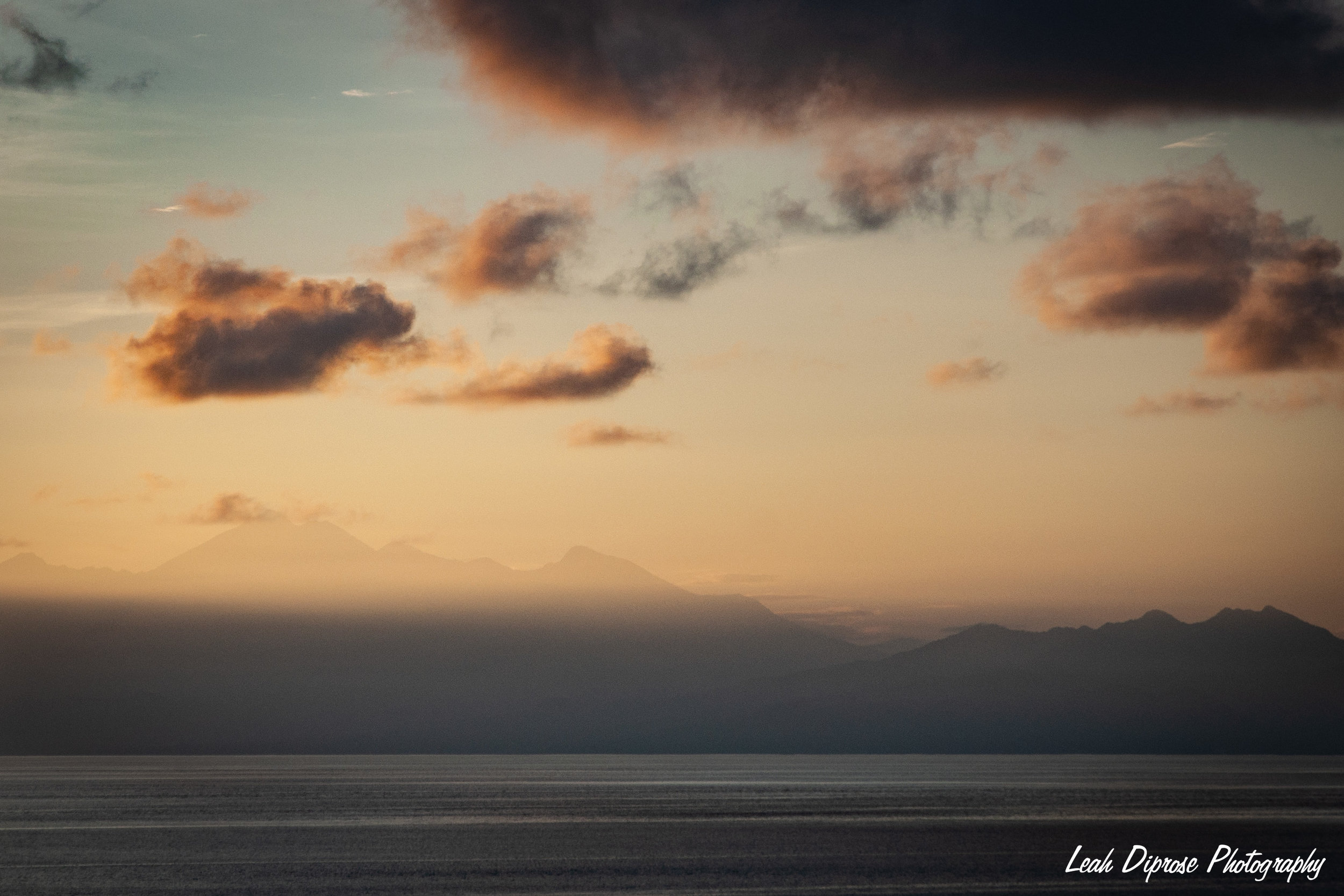 The View to Lombok > a series -