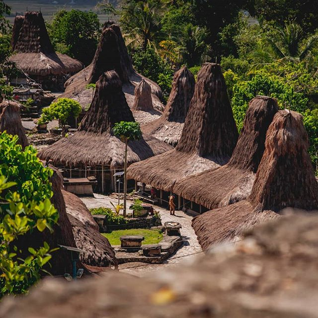 T A K E  M E  T O    Praie Jing Kampung (Praie Jing Village) in Western Sumba, Indonesia. A living and working village that is gracious enough to open their life for us to see #exploremore #culturetrip #sumbaadventureclub #sumbaheaven #indonesiageographic #culture #beautiful #living #home #village #praiejing #sumba #westsumba #marapu #marapuheaven #takemethere