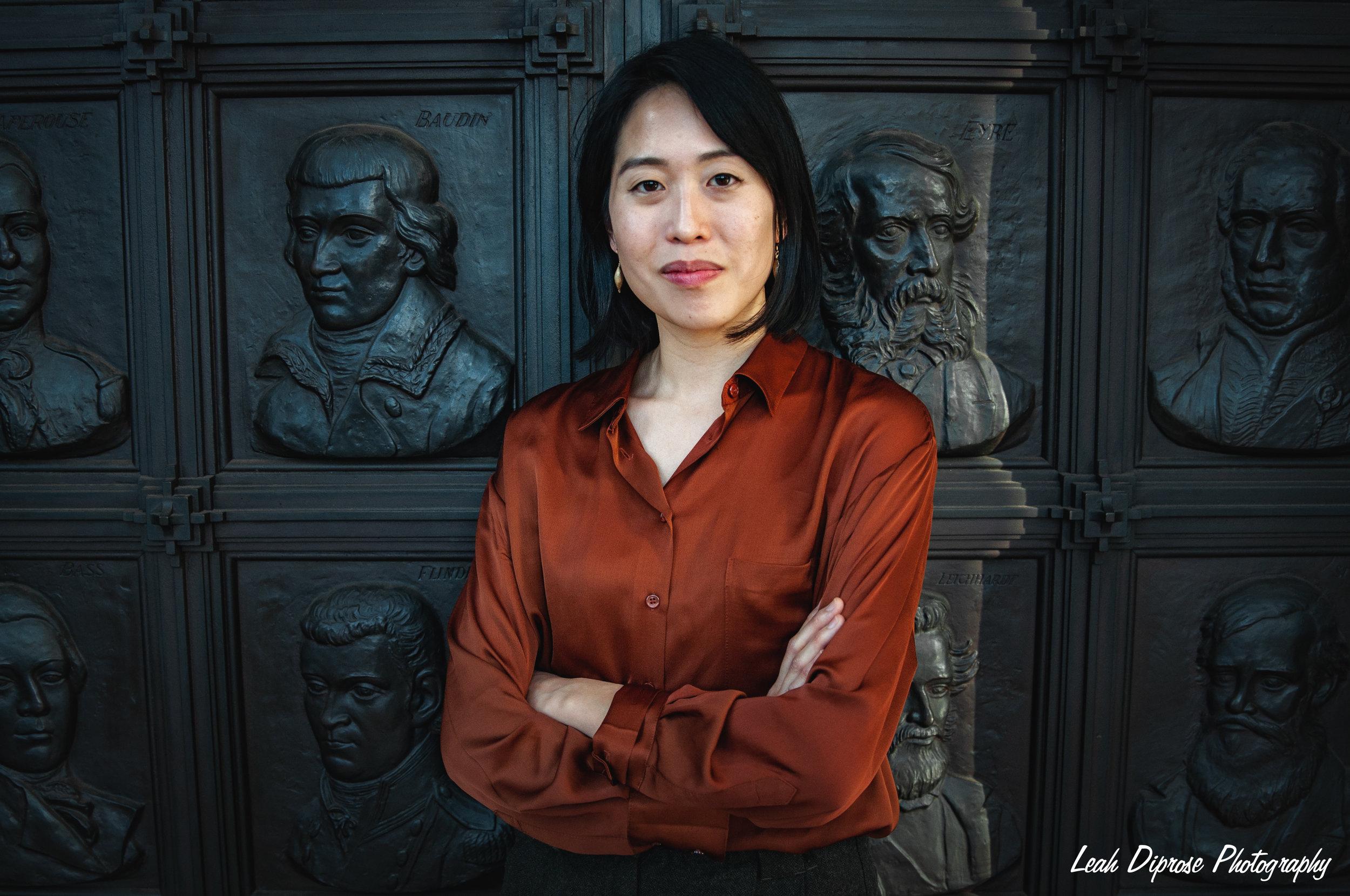 tiffany tsao - Tiffany Tsao - author headshots and lifestyle shots