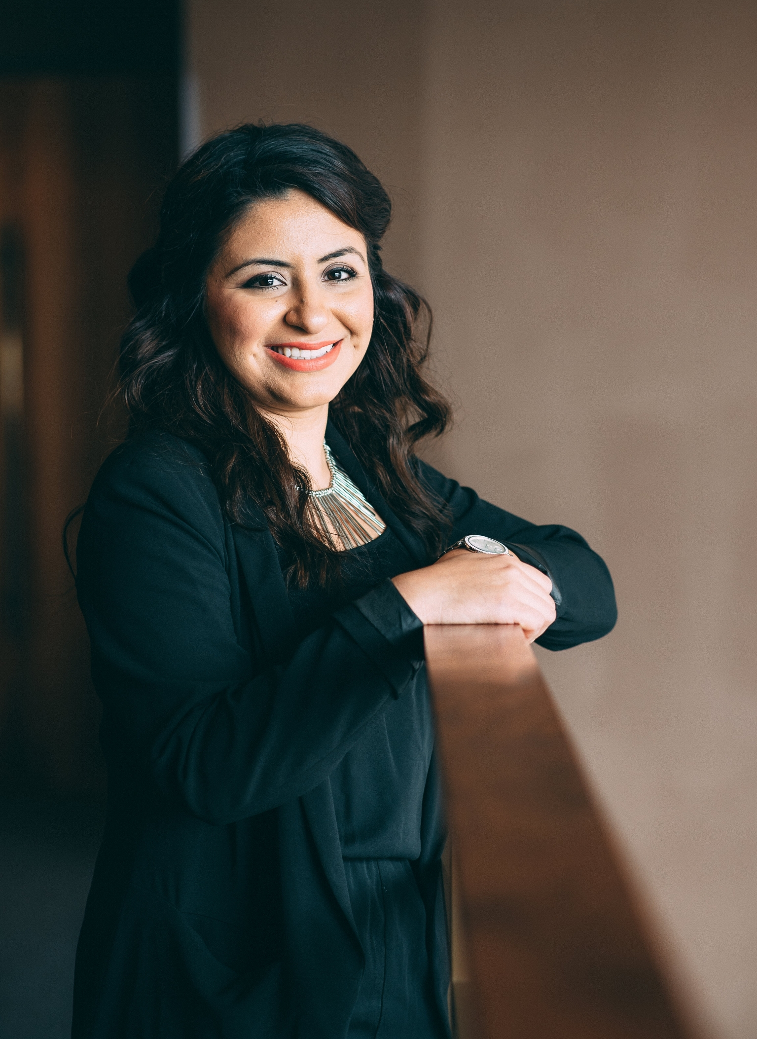 Isabel Chavarria   Event Assistant