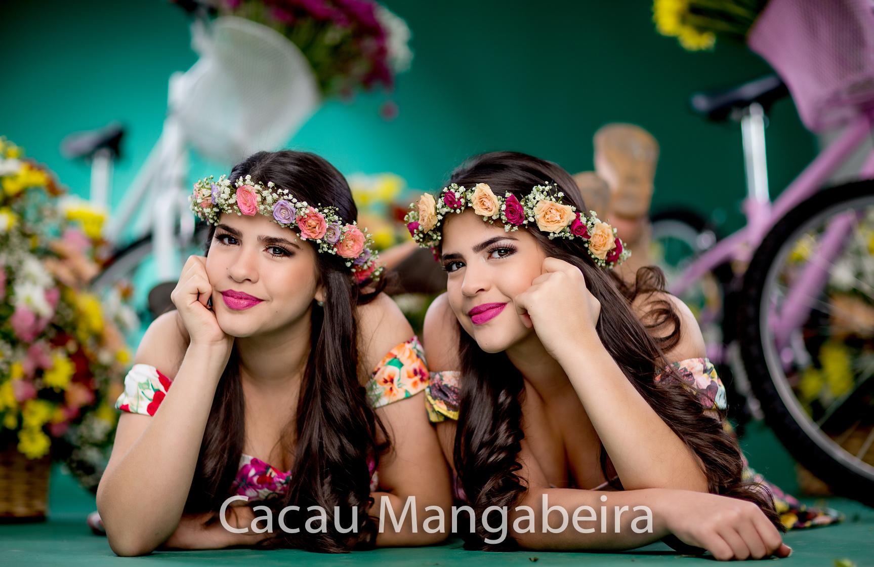 Amanda e Vitoria - Cacau Mangabeira