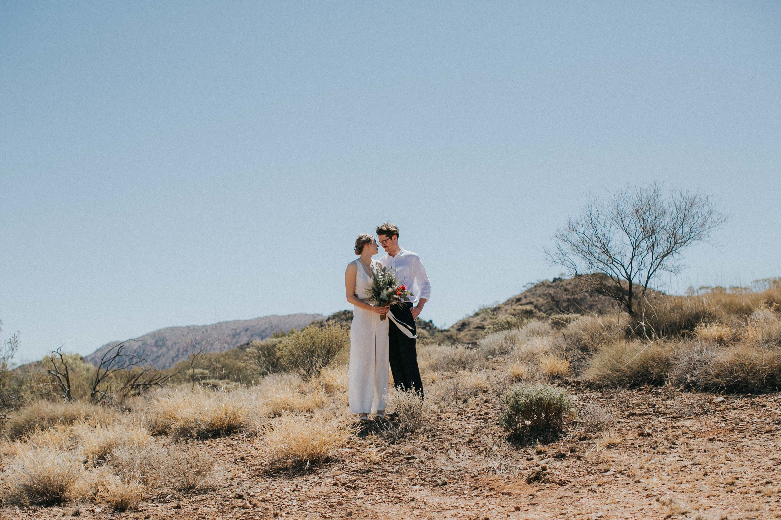 Elopement    Leaving the traditional behind and eloping? A coverage of up to four hours of getting ready, the ceremony and portraits.    $800