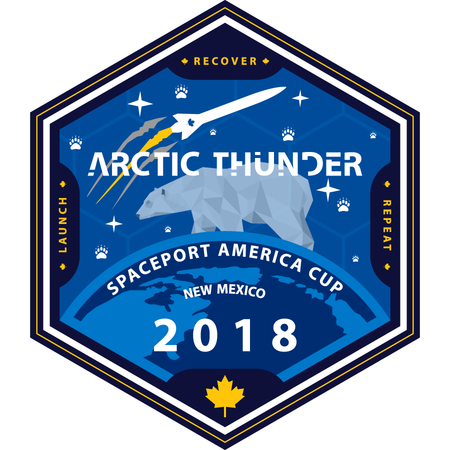 LAUNCH.RECOVER.REPEAT. - Launch Vehicle: The Arctic Thunder