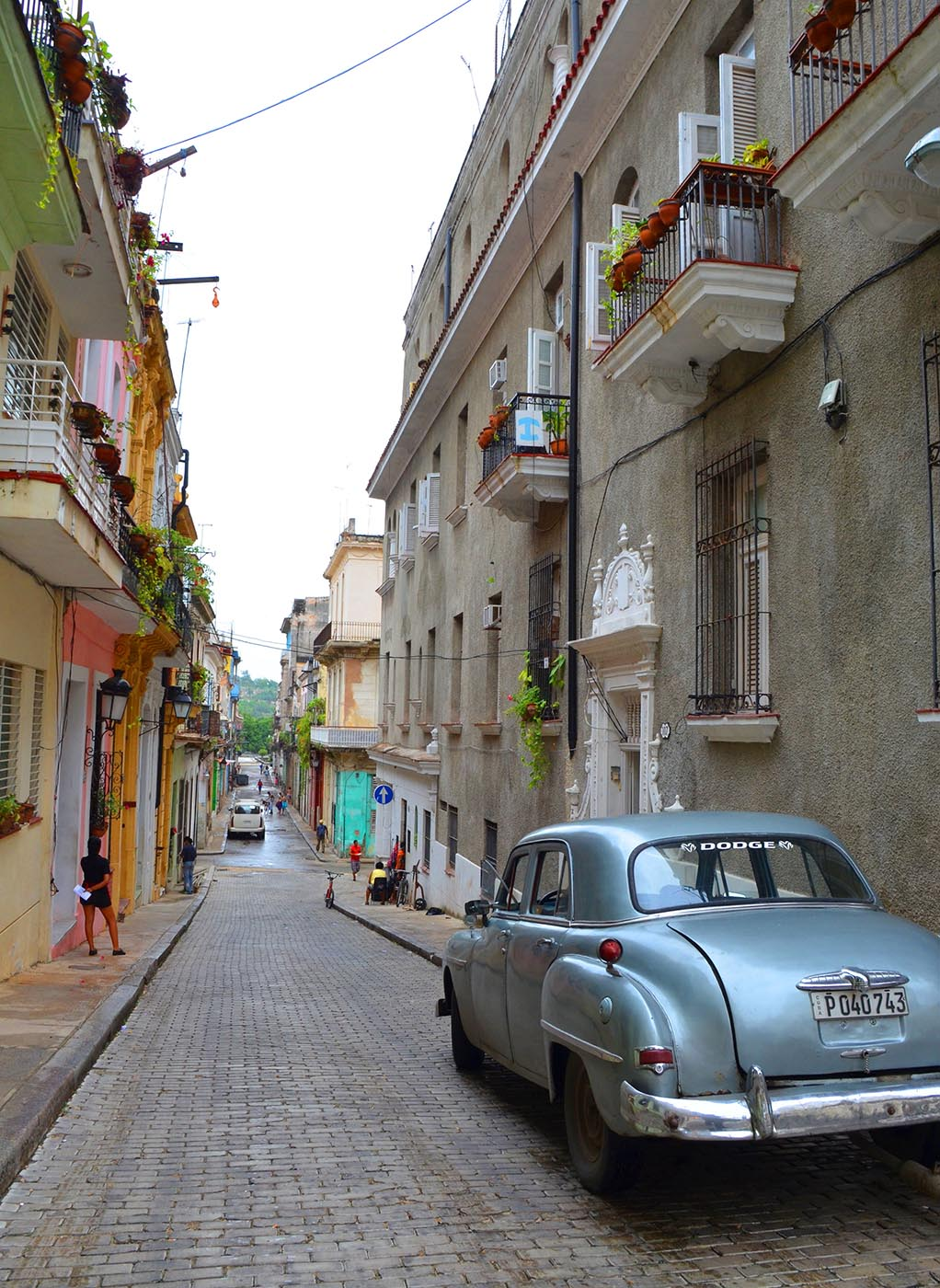 Historic Preservation in Havana, Cuba