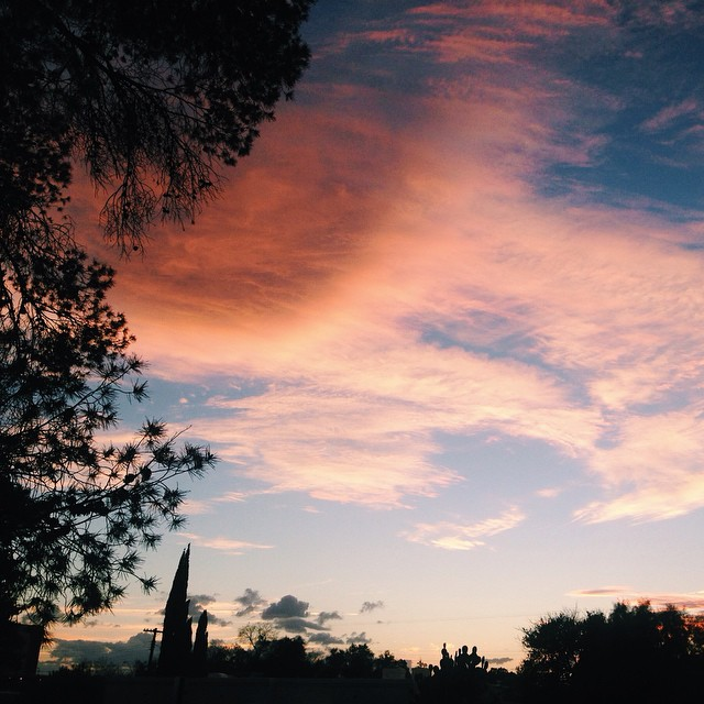 we love these gorgeous #tucson skies!