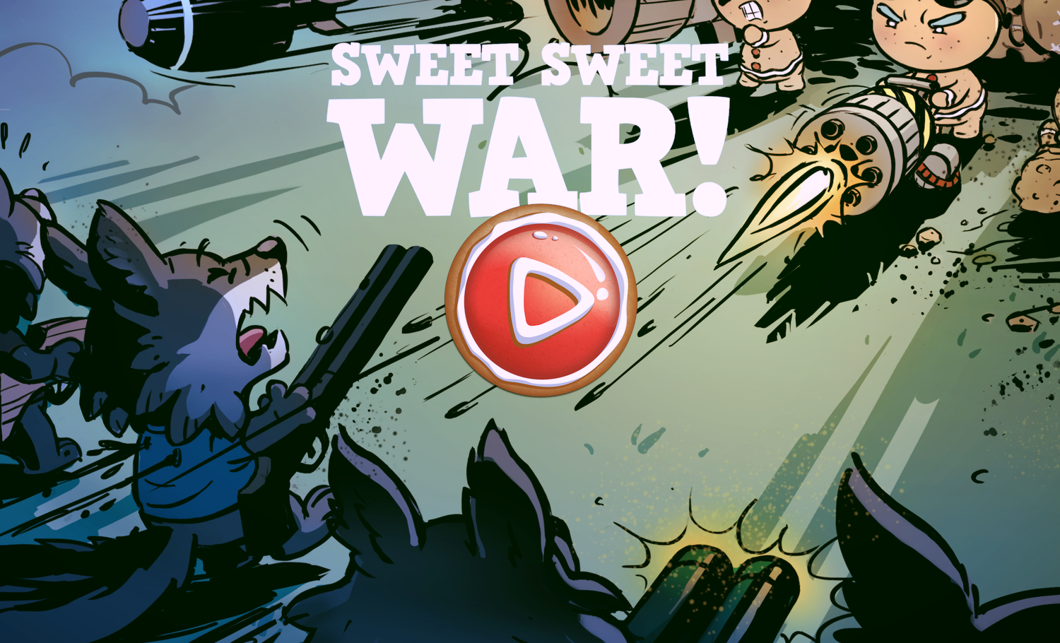 2015   Sweet Sweet War   PC, iOS, Android, Windows Mobile