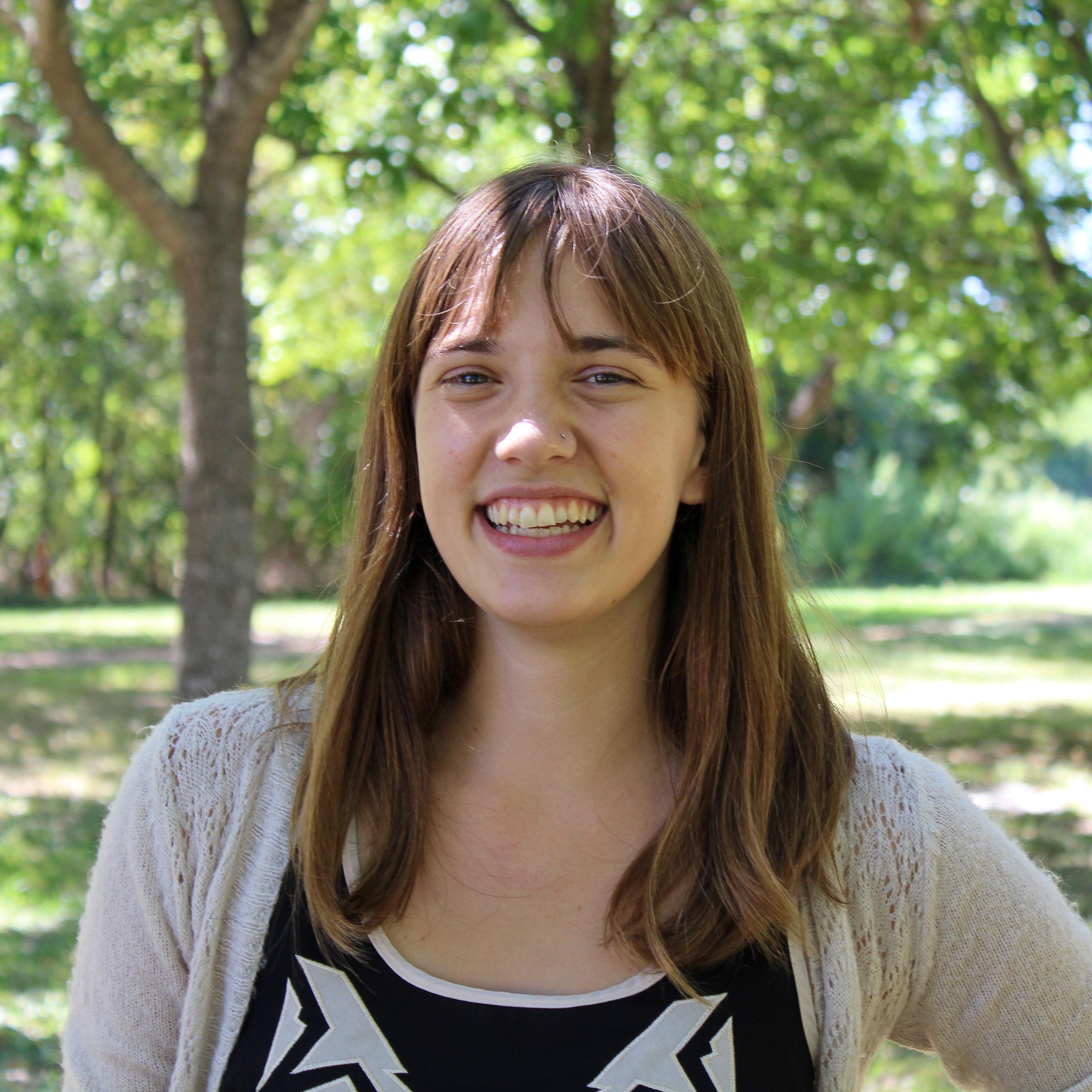 Sarah Watt   Missions Director
