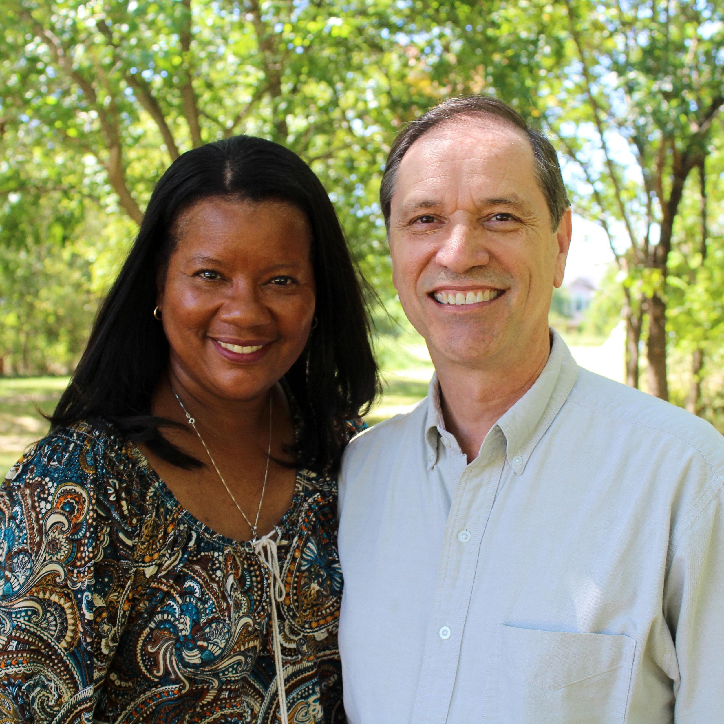 Dennis and Donna Vauk   Connect Pastors