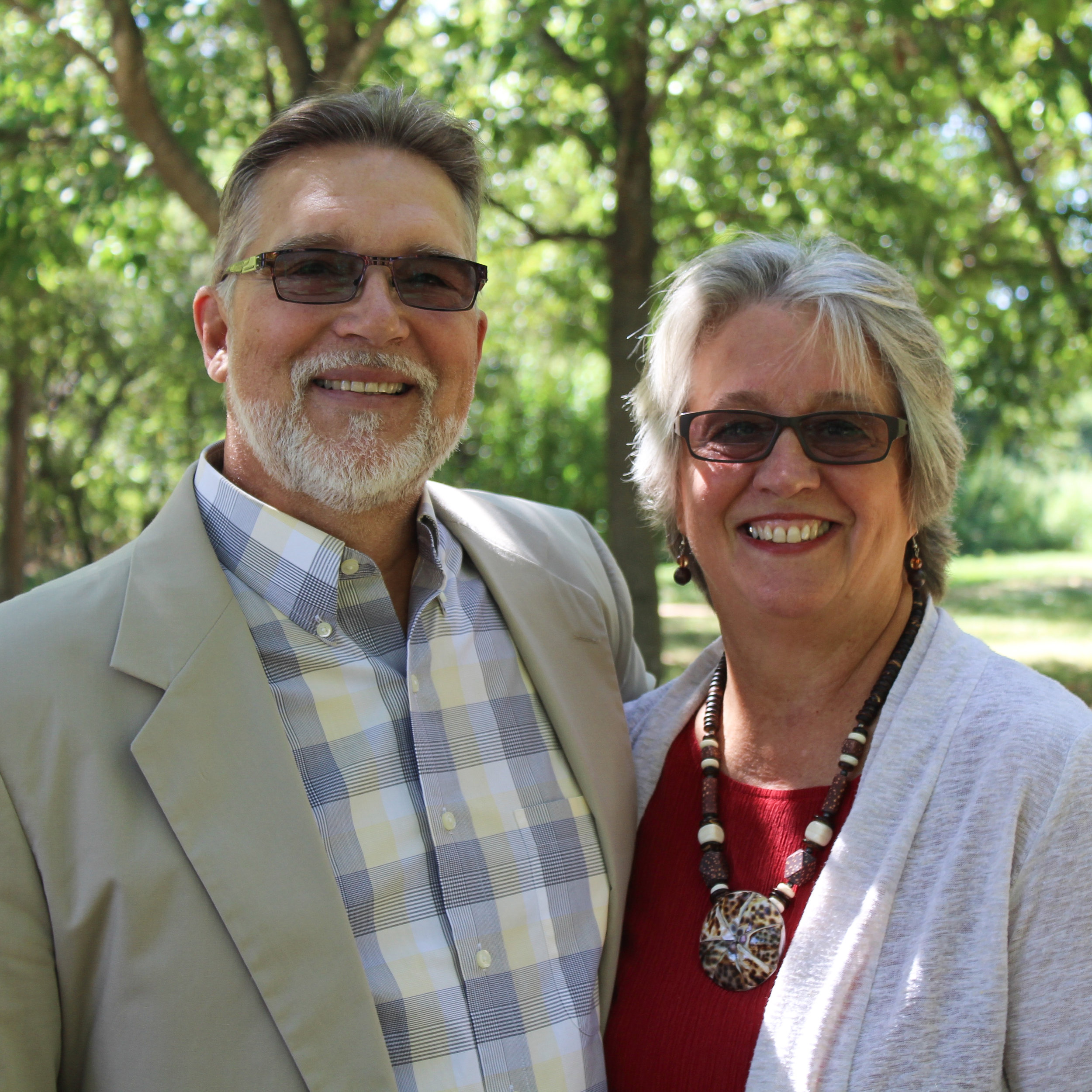 Carl and Judith Arnold   Connect Pastors